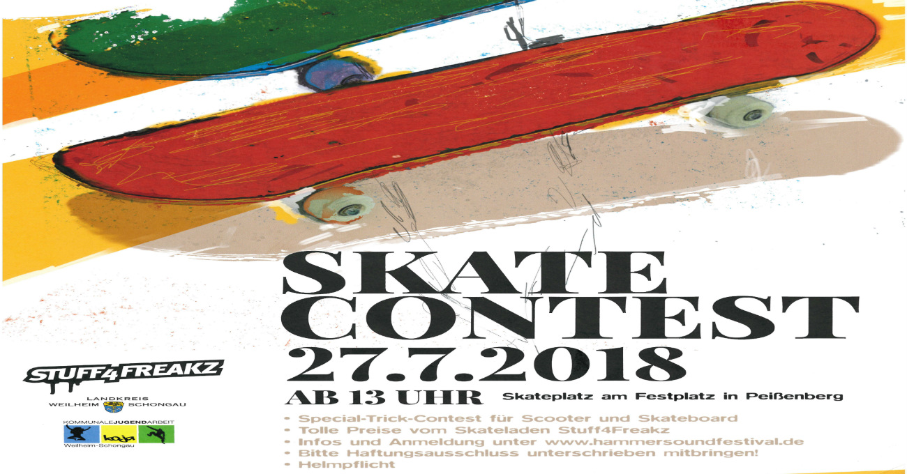 Skate Contest - Hammersound Festival